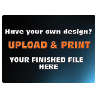 Upload Your Own PDF For Print