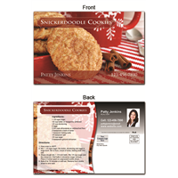 KIT Recipes: Christmas: Snickerdoodles