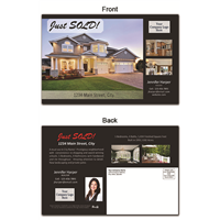 "Real Estate Postcard 5.5""x8.5"" 3992"