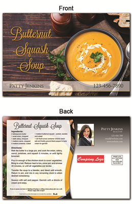 KIT Recipes: Soup: Butternut Squash Soup