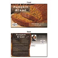 KIT Recipes: Fall: Pumpkin Bread
