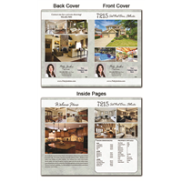"Real Estate Flyer 8.5""X11"" Foldover 4004"