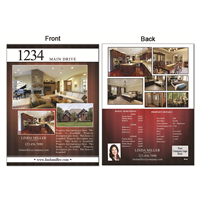 "Real Estate Flyer 8.5""X11"" 3004A"""