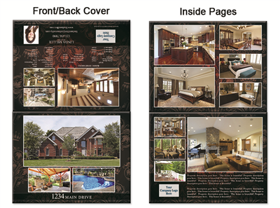 "Real Estate Flyer 11"" x 17"" 7002A"