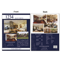 "Real Estate Flyer 8.5""X11"" 3004"""