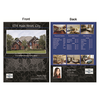 "Real Estate Flyer 8.5""X11"" 3007"""
