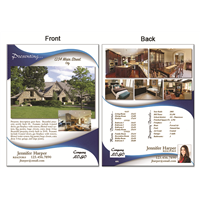 "Real Estate Flyer 8.5""X11"" 2994"""