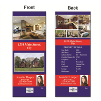 "Real Estate Box Flyer 3.5""X8.5"" 5003"""