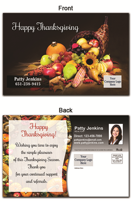 KIT Holidays: Thanksgiving Cornucopia