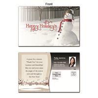 KIT Holidays: Holiday Snowman