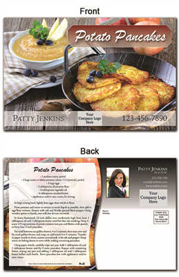KIT Recipes: Breakfast: Potato Pancakes
