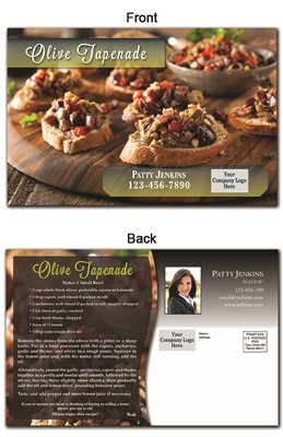 KIT Recipes: Appetizers: Olive Tapenade