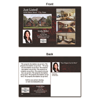 "Real Estate Postcard 5.5""x8.5"" 4004"