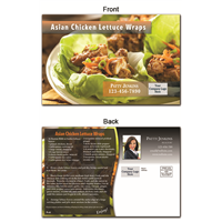 KIT Recipes: Main Dishes: Chicken Lettuce Wraps