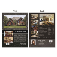 "Real Estate Flyer 8.5""X11"" 3010"""