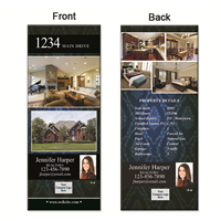"Real Estate Box Flyer 3.5""X8.5"" 5002"""