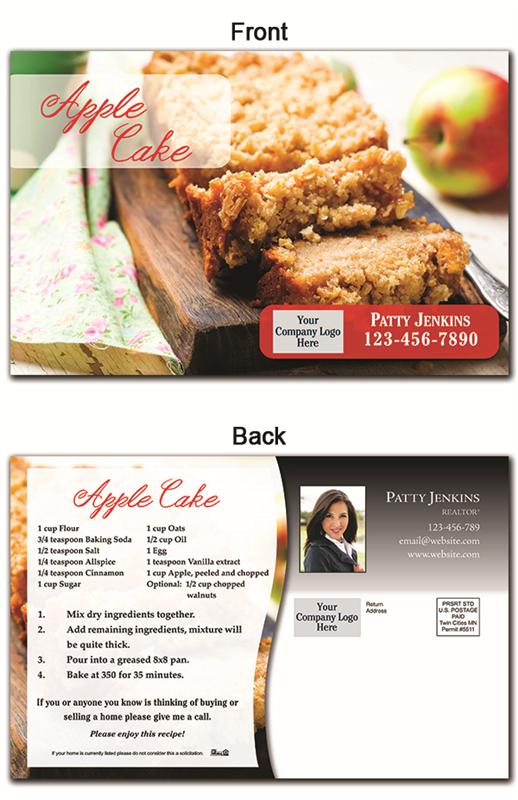 KIT Recipes: Desserts: Apple Cake