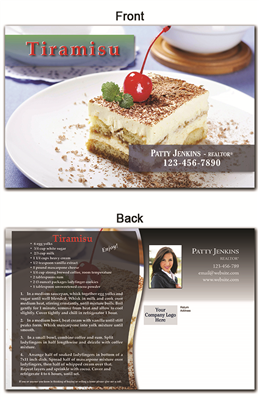 KIT Recipes: Desserts: Tiramisu