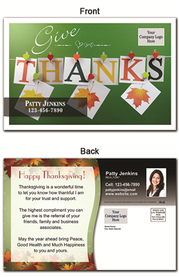 KIT Holidays: Thanksgiving Give Thanks