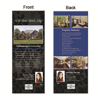 "Real Estate Box Flyer 3.5""X8.5"" 5007"""