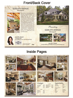 "Real Estate Flyer 11"" x 17"" 6996"