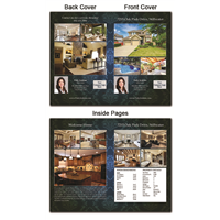 "Real Estate Flyer 8.5""X11"" Foldover 4003"
