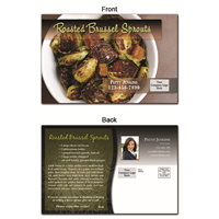 KIT Recipes: Side Dishes: Roasted Brussel Sprouts