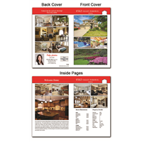 "Real Estate Flyer 8.5""X11"" Foldover 4007"