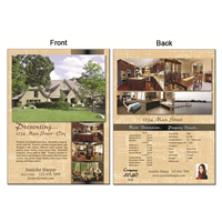 "Real Estate Flyer 8.5""X11"" 2997"""