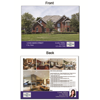 "Real Estate Flyer 8.5""X11"" 3003C"""