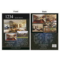 "Real Estate Flyer 8.5""X11"" 3002"""