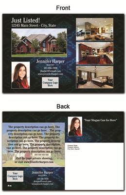 "Real Estate Postcard 5.5""x8.5"" 4005"