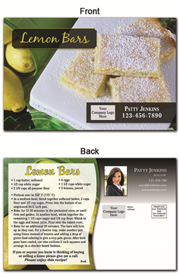 KIT Recipes: Desserts: Lemon Bars