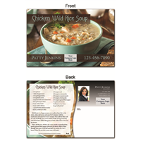 KIT Recipes: Soup: Chicken Wild Rice