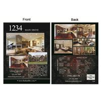 "Real Estate Flyer 8.5""X11"" 3002A"""