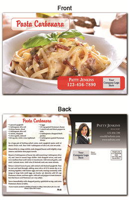 KIT Recipes: Main Dishes: Pasta Carbonara
