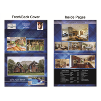 "Real Estate Flyer 11"" x 17"" 7008A"